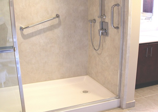 Acrylic Shower Liner Thornhill
