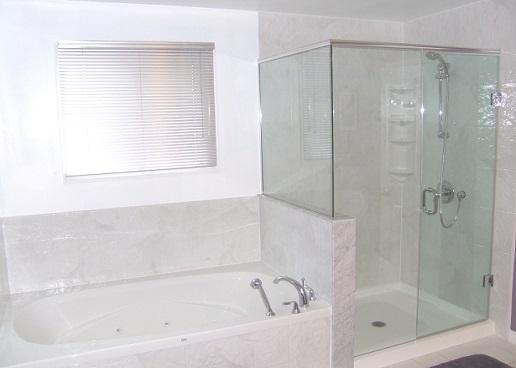 Full Bathroom Renovation with Acrylic