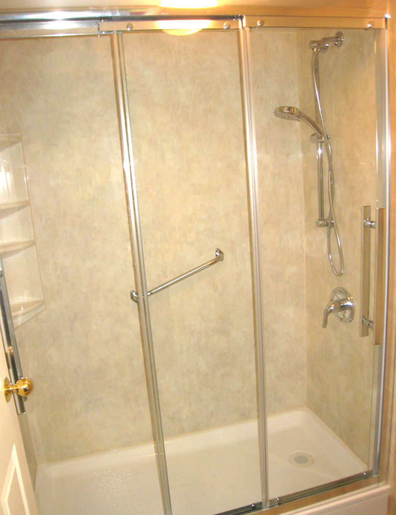 Custom Glass Shower Door Bath Liners Plus Lampert Toronto